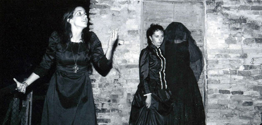 Nero Notte Teatro Saludecio RN