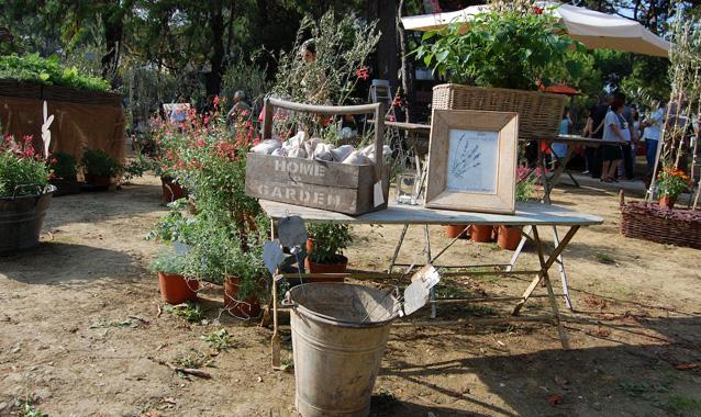Giardini d'Autore Mostra Mercato di Giardinaggio Riccione RN