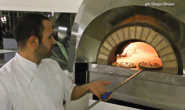 Urbino dei Laghi naturalmente Pizza Chef Stefano Ciotti