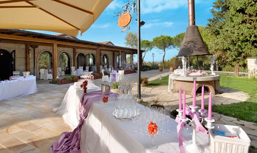 Wedding - Tenuta del Monsignore San Giovanni in Marignano RN matrimoni