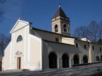 Santuario della Madonna del Pelingo Acqualagna PU