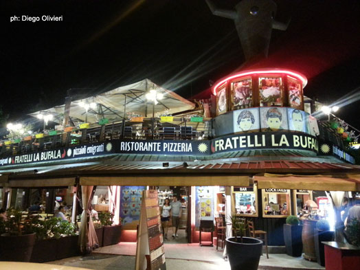Pizzeria Fratelli la Bufala Rimini