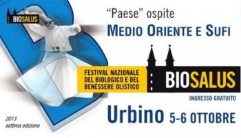 Biosalus festival nazionale del biologico e del benessere olistico Urbino PU