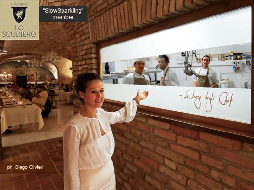 Serata enogastronomica ristorante Lo Scudiero Pesaro PU