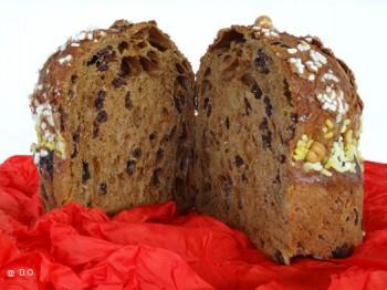 Enoteca Posillipo panettone artigianale al cioccolato Gabicce Monte PU