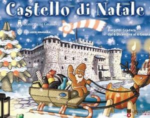 Evento Natale di Castello Gradara PU
