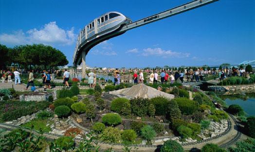 Parco tematico Italia in Miniatura Rimini