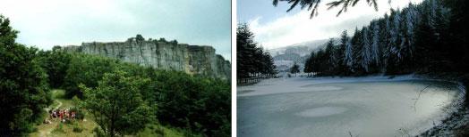 Parco Naturale Sasso Simone Simoncello Carpegna PU