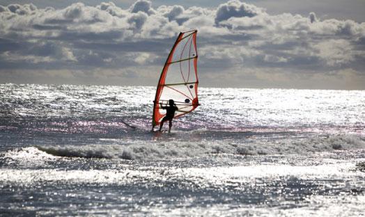 Sport vela windsurf surf kitesurf
