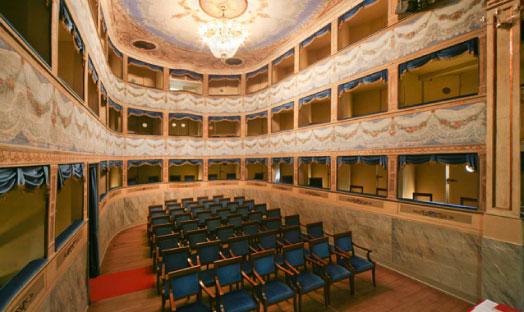 Teatro e museo Angelo Mariani Sant'Agata Feltria RN
