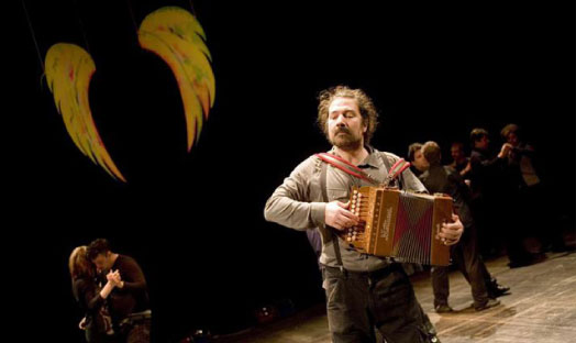 Teatro Battelli Macerata Feltria PU