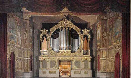 Auditorium Pedrotti Pesaro PU