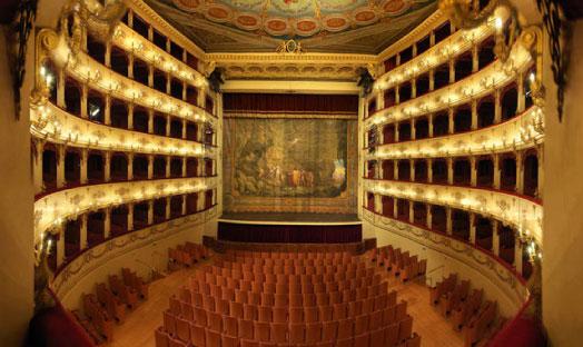 Rossini Opera Festival Pesaro PU