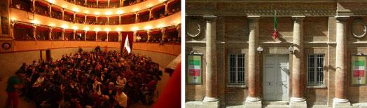 Teatro Sanzio Urbino PU