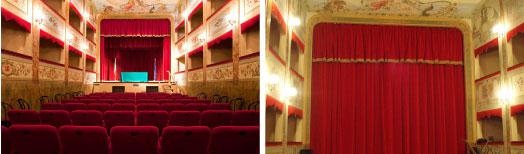 Teatro Mario Tiberini San Lorenzo in Campo PU
