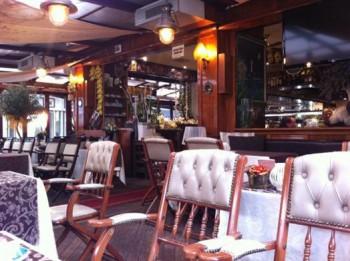 Victor lounge bar