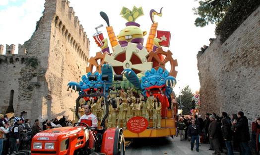 Carnevale di Fano PU