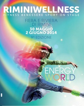 Rimini Wellness 2014 a Rimini Fiera