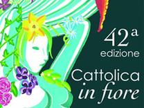 """Cattolica in Fiore la """"Regina"""" nel colore"""