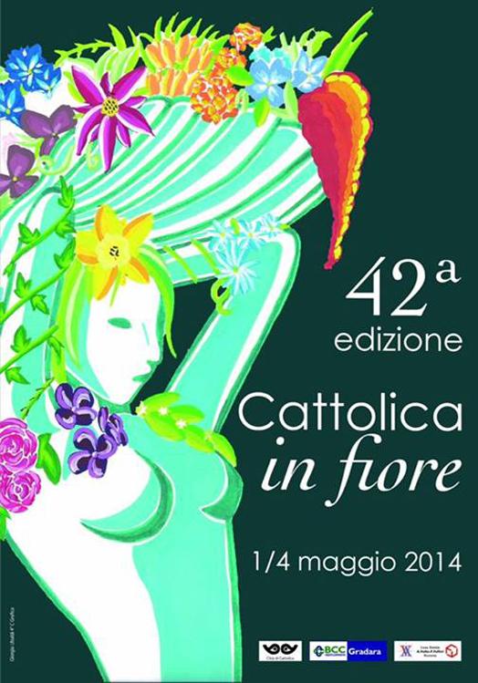 Cattolica-in-Fiore-2014-logo