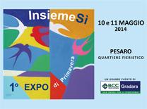 InsiemeSi, Expo di Primavera a Pesaro, ingresso libero
