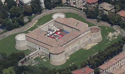 Rocca Costanza Pesaro PU