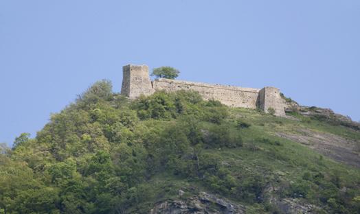 La rocca di Maioletto Maiolo RN