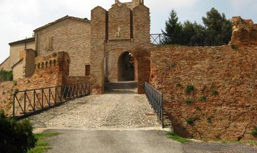 Castello Coriano RN