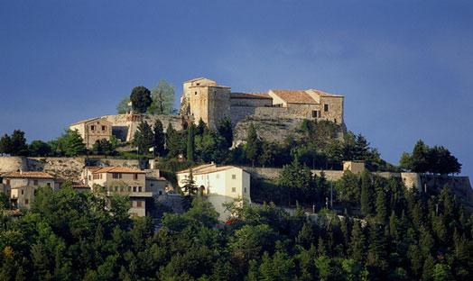 Castello di Montebello Torriana RN