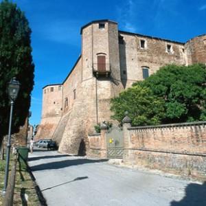 Rocca Malatestiana Santarcangelo di Romagna RN