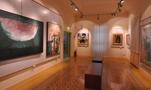 Galleria d'Arte Moderna e Contemporanea Villa Franceschi Riccione RN