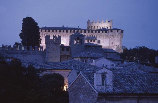Castello di Gradara PU