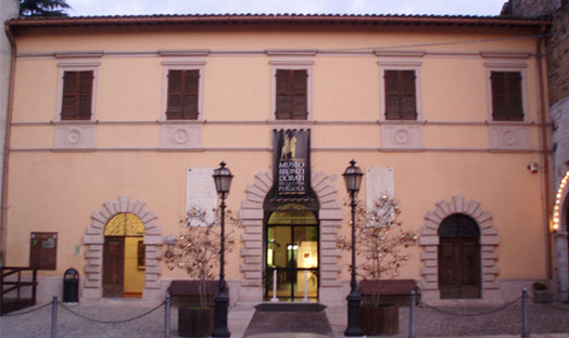 Musei dei Bronzi Dorati e della Città Di Pergola PU
