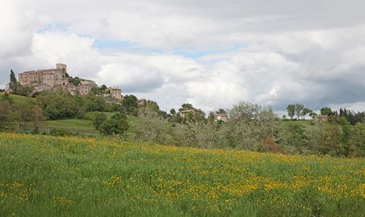 Rocca Fregoso Sant'Agata Feltria RN