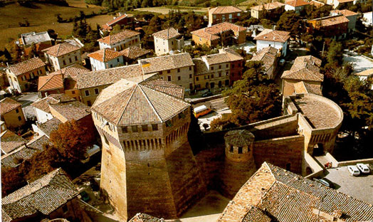 Rocca Mondavio PU