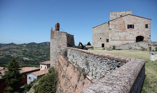Rocca Malatestiana Verucchio RN