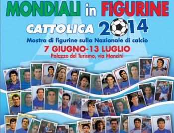 Mondiali in Figurine Cattolica 2014