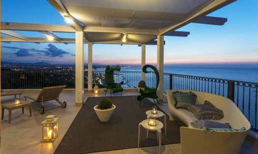 Hotel Posillipo 4 stelle - Gabicce Monte (PU) - Italia