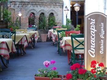 Anacapri Osteria Pizzeria