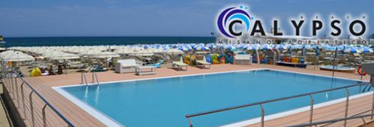 Calypso beach misano adriatico visit rimini pesaro urbino slowsparkling senza confine tra - Bagno calypso misano ...