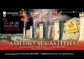 Assedio al Castello Gradara, A.D. 1446