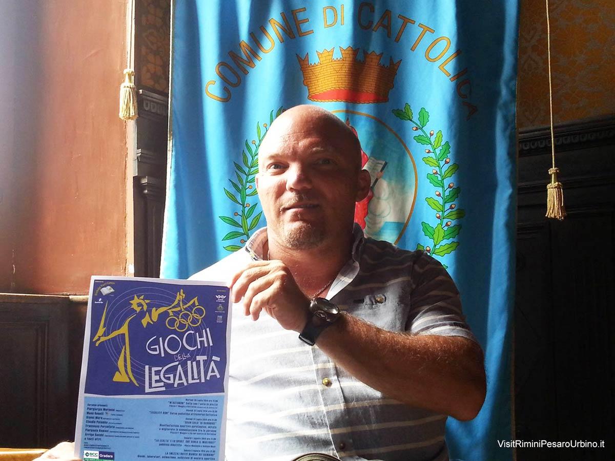 Alessandro Lana, Vice Presidente Associazione Puravida