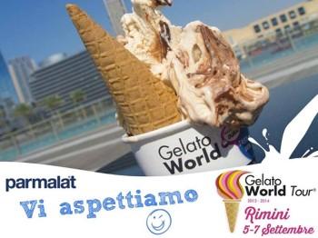 """Gelato World Tour è a Rimini con il.. """"best gelato"""""""