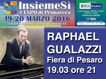 Raphael Gualazzi a InsiemeSì